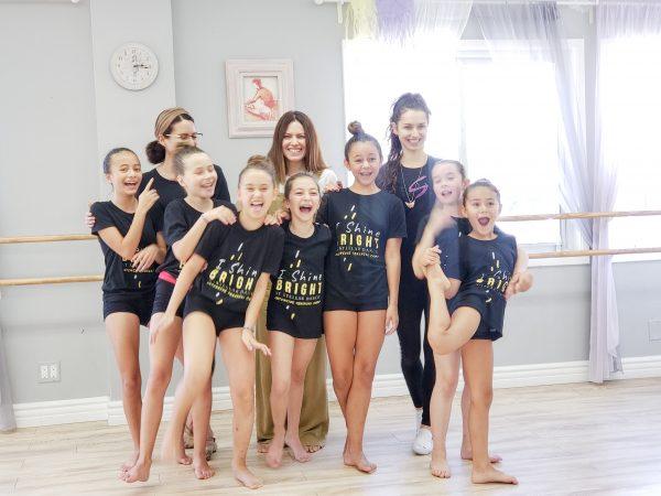 children dance education at stellar