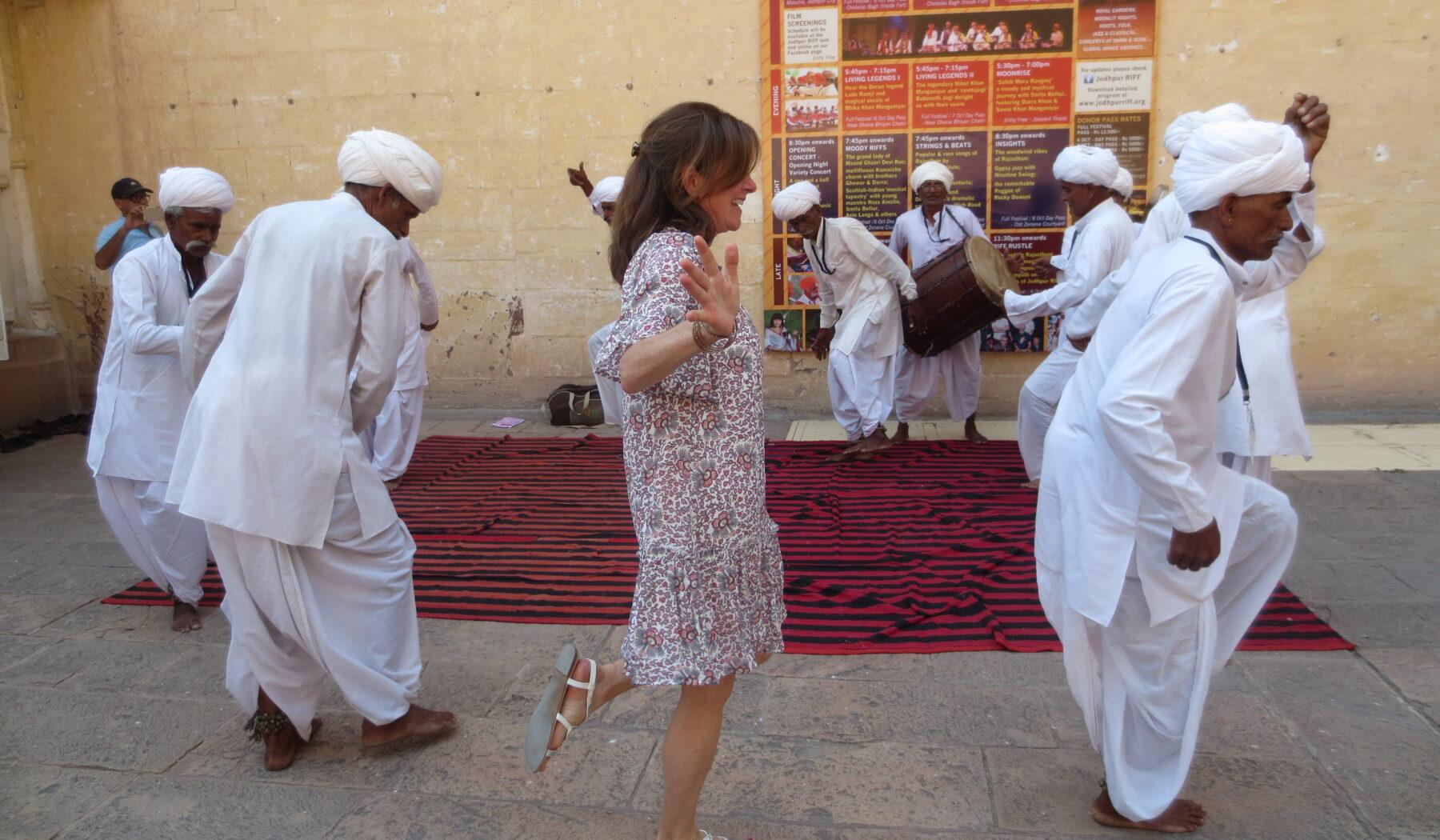 Rajasthan International Folk Festival, Jodhpur India