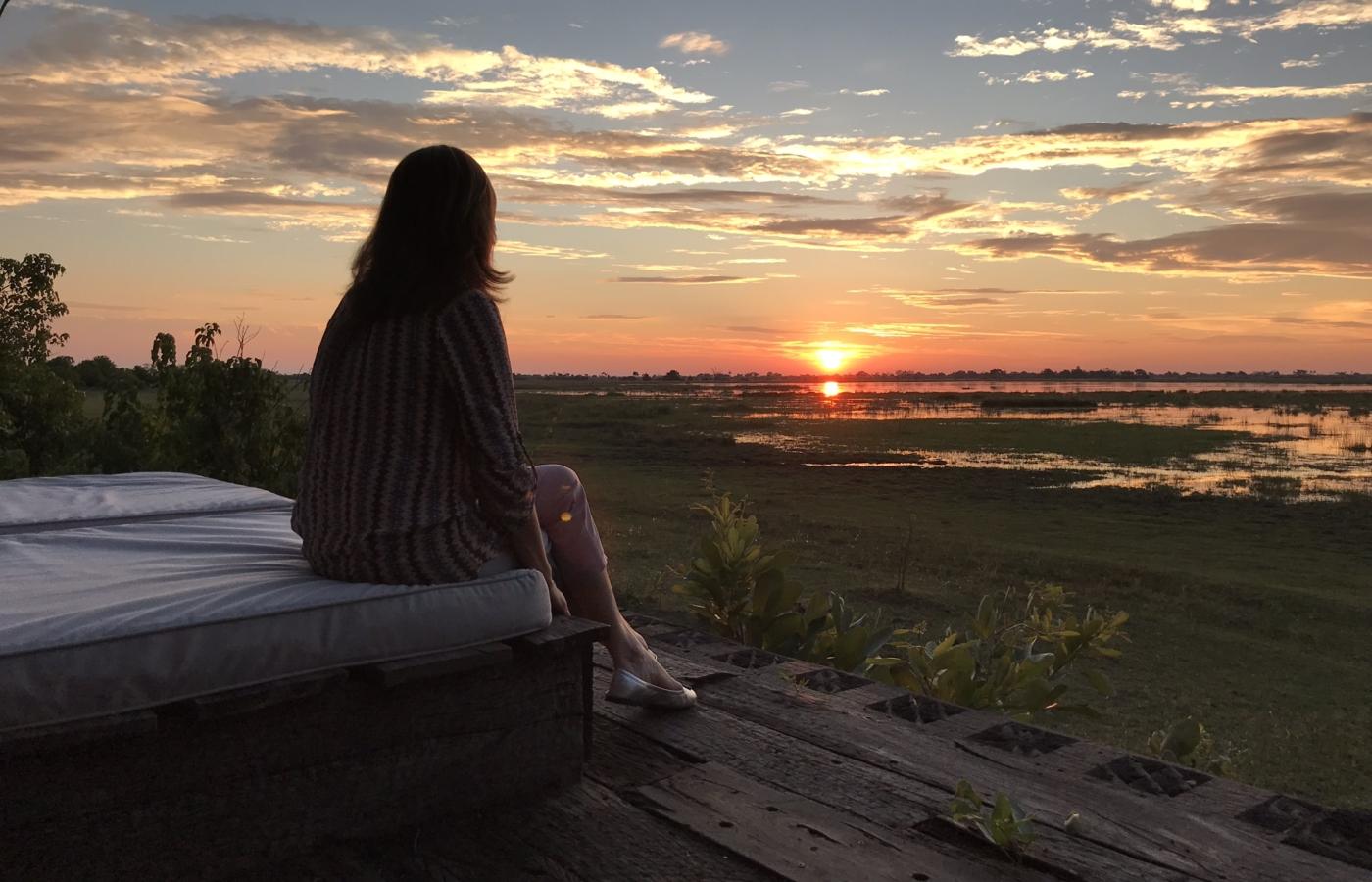 Selinda Reserve, Okavango Delta, Botswana