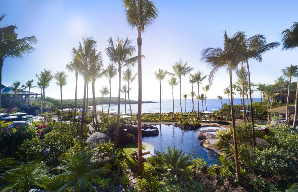 Lanai Hotel   Lanai Hawaii Luxury Resort   Four Seasons Resort Lanai