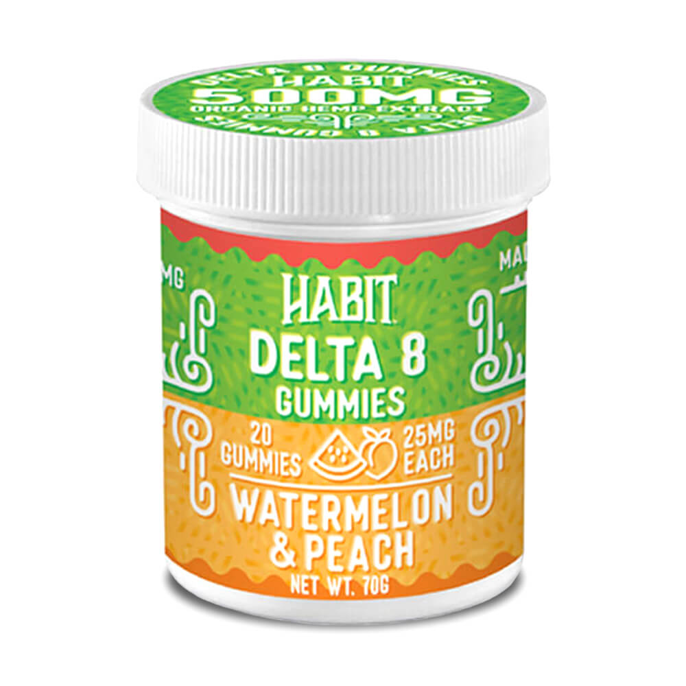 Habit Delta 8 Gummies