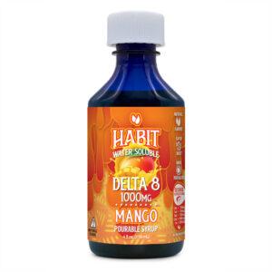 mango delta 8 syrup
