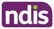 The NDIS logo