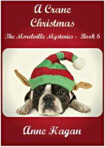 A Crane Christmas Book Cover