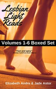 Lesbian Light Reads Volumes 1-6 Boxed Set by Elizabeth Andre