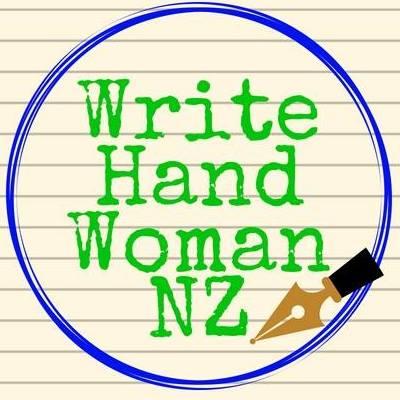 Write Hand Woman NZ
