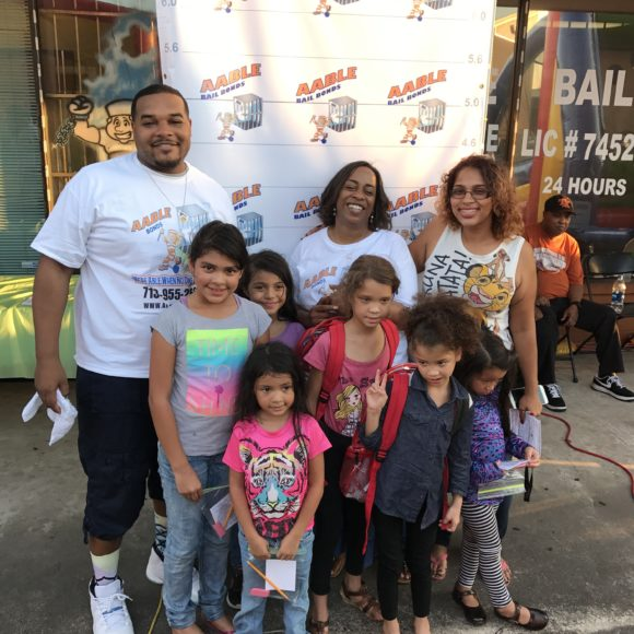 Aable Bonds | Back To School Bash!