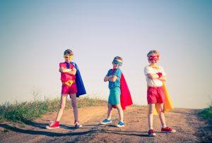Kids Superhero