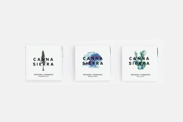 CANNA SIERRA // PACKAGING