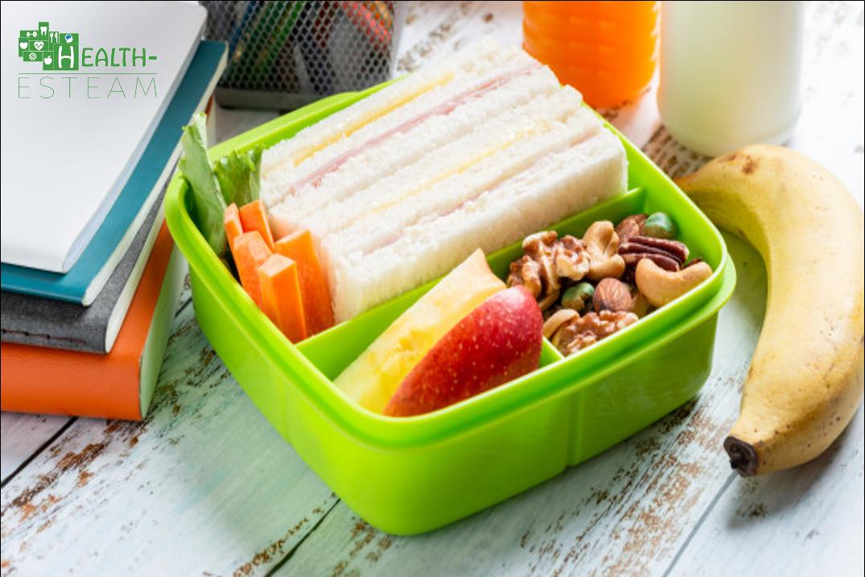 Green lunch box