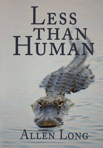 Less Than Human Cover