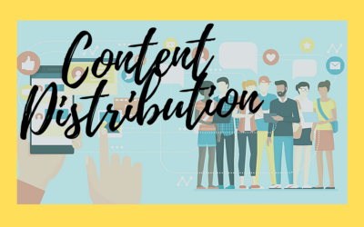 Content marketing distribution: using ads to get seen