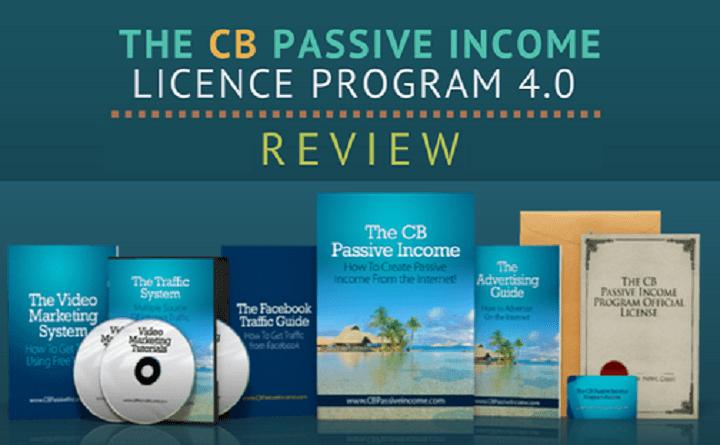 CB Passive Income 4 Patric Chan Review