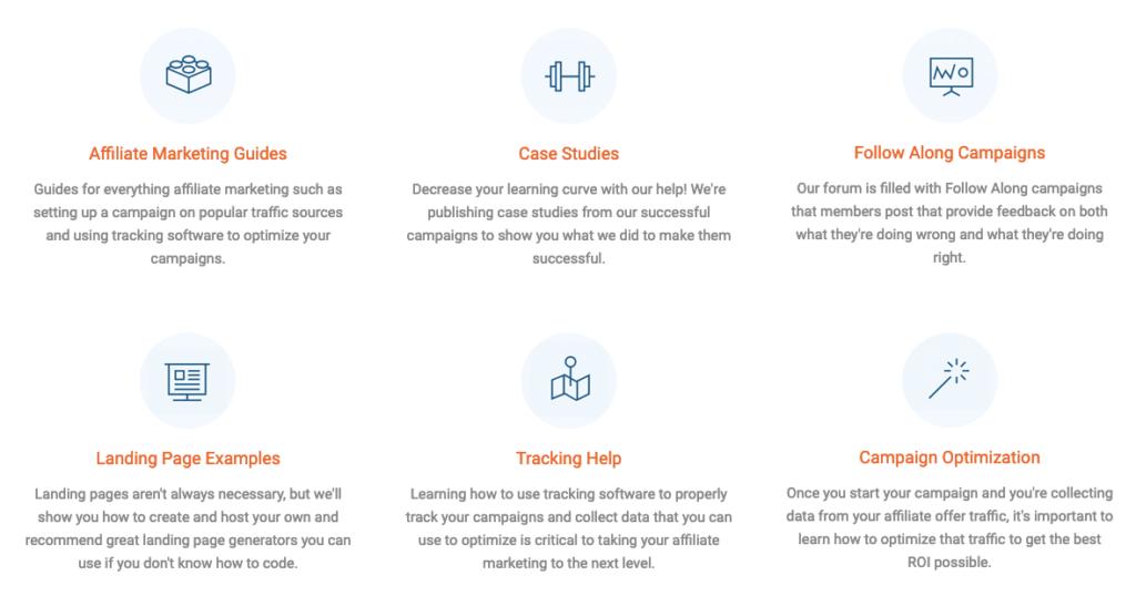 affLIFT Features - Benefits of affLIT