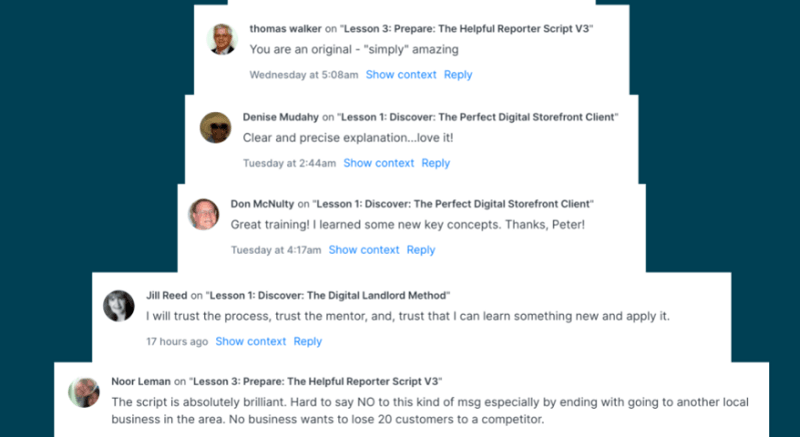 The 7-Day Digital Landlord - Positive Review - 3