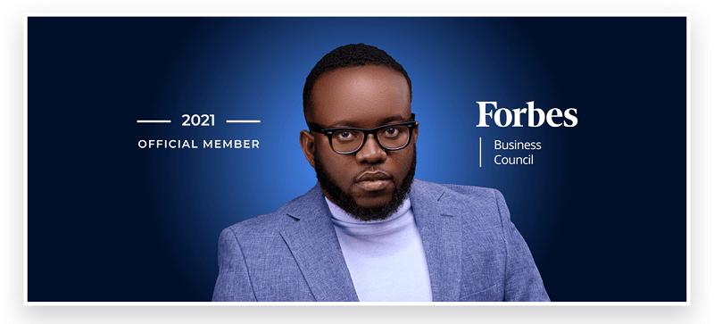 CopyBlocks Founder - Ifiok Nkem