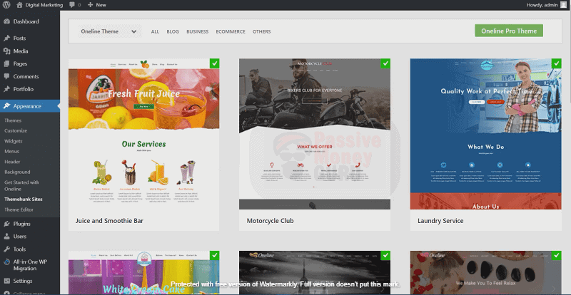 Elevate App Premium WordPress Themes