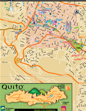 quito street map