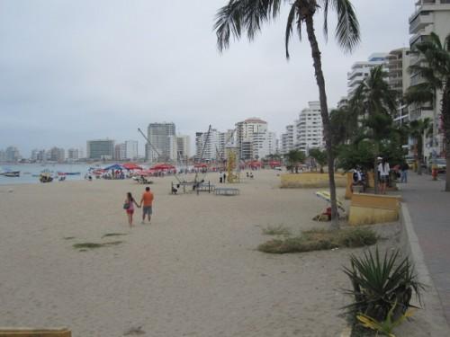salinas ecuador beach