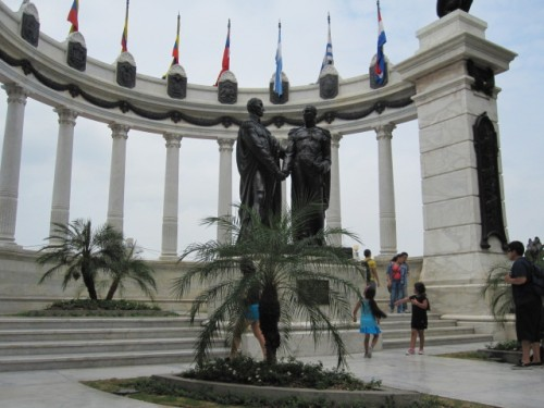 guayaquil malecon 2000