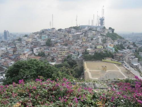 guayaquil slums