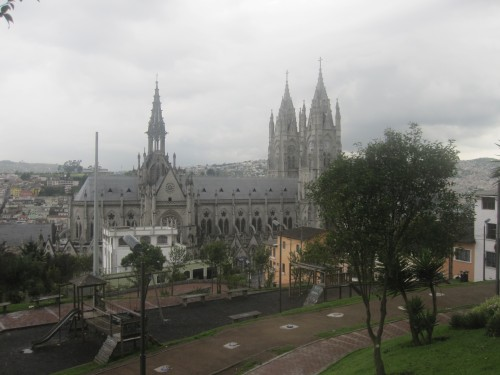 cathedral-in-quito
