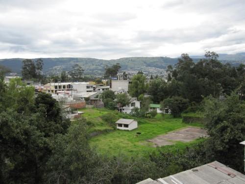 eco-lodge ecuador