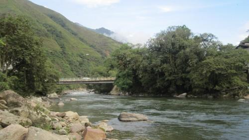 kayaking in Ecuador