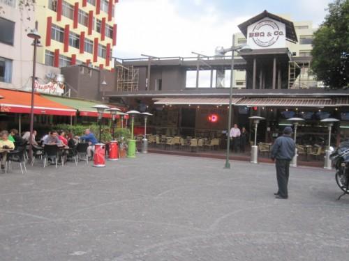 plaza foch quito