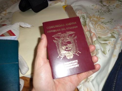 get ecuador second passport