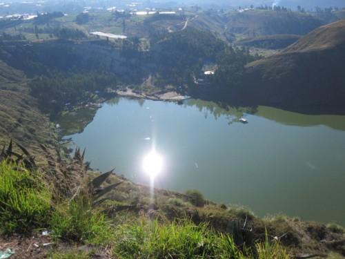 lake ecuador
