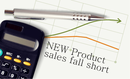 New Products Fall Short