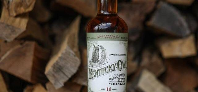Review of Kentucky Owl Rye Batch #1