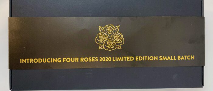 Review of Four Roses 2020 Small Batch Limited Edition