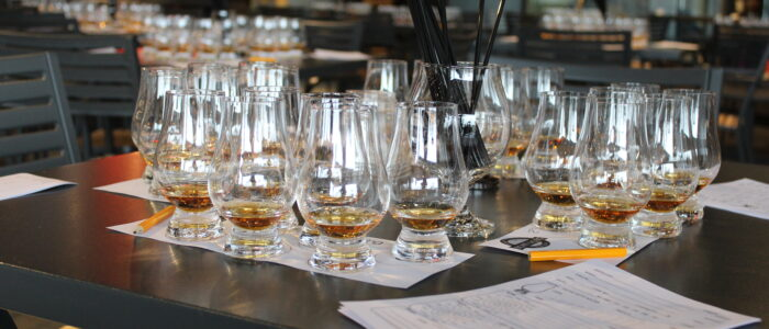 The Big Blind Bourbon Tasting