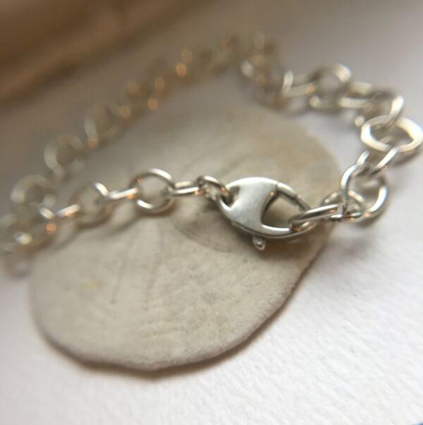 Sterling Chain Link Bracelet