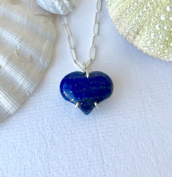 Forever, My Heart Sterling Necklace Kit