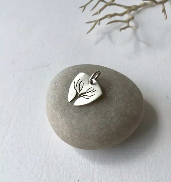 Tree of Life Charm - Sterling Silver