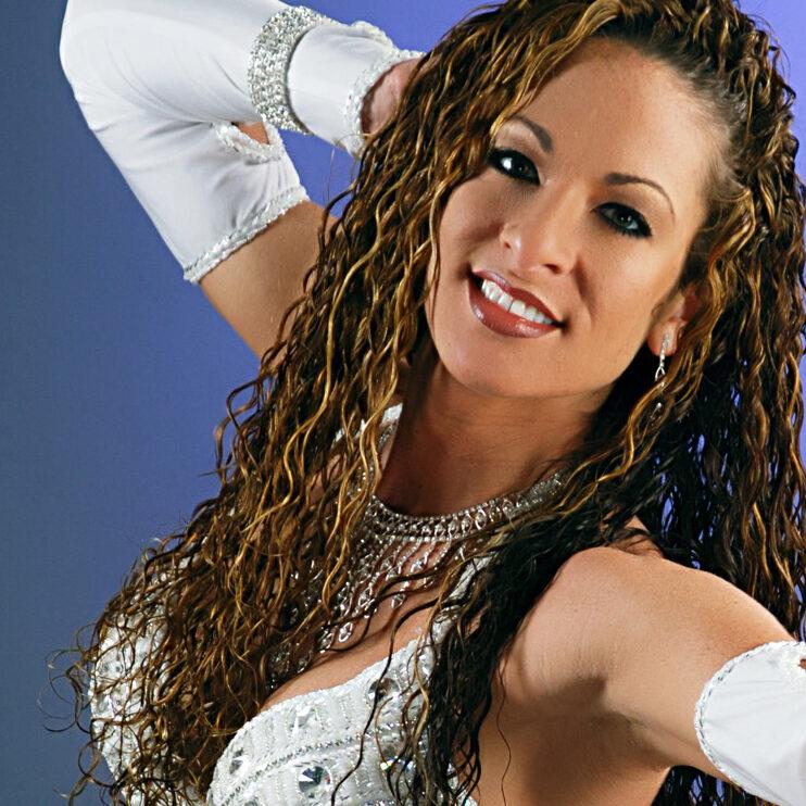 Rachel George, Belly Dancer