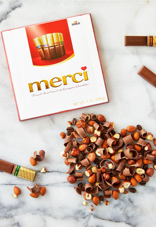 Agency H5 - Our Work -Merci Chocolates