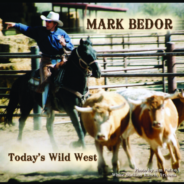 front of Today's Wild West Music CD