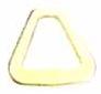2″ FLAT DELTA RING