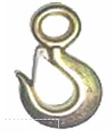 Alloy Eye Hook