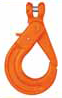 Clevis Self Locking Hook