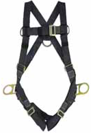 Kevlar sub-pelvic strap