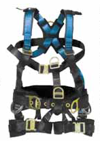Proclimb sub-pelvic strap