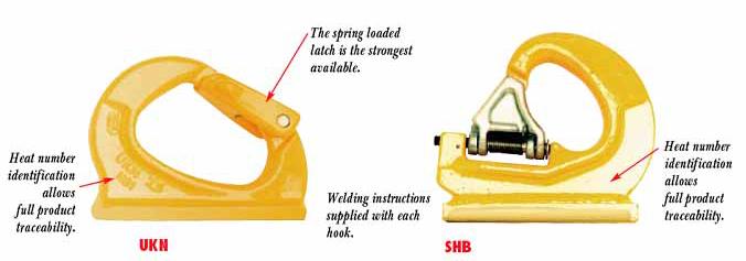 Welding Hooks