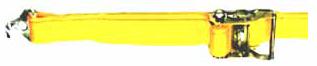Logistic Ratchet Strap C/W 1/4″