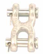 Twin clevis