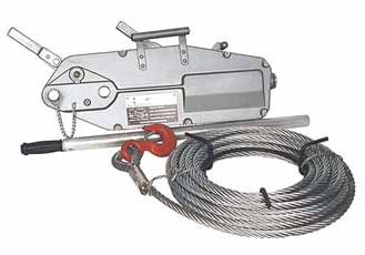 Wire Rope Pulling
